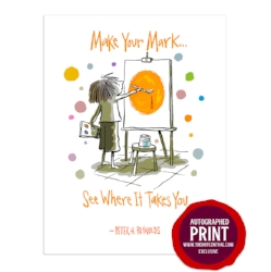 Poster:  Make Your Mark