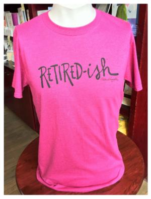 22b315b86 Retired-ish T-Shirt ...