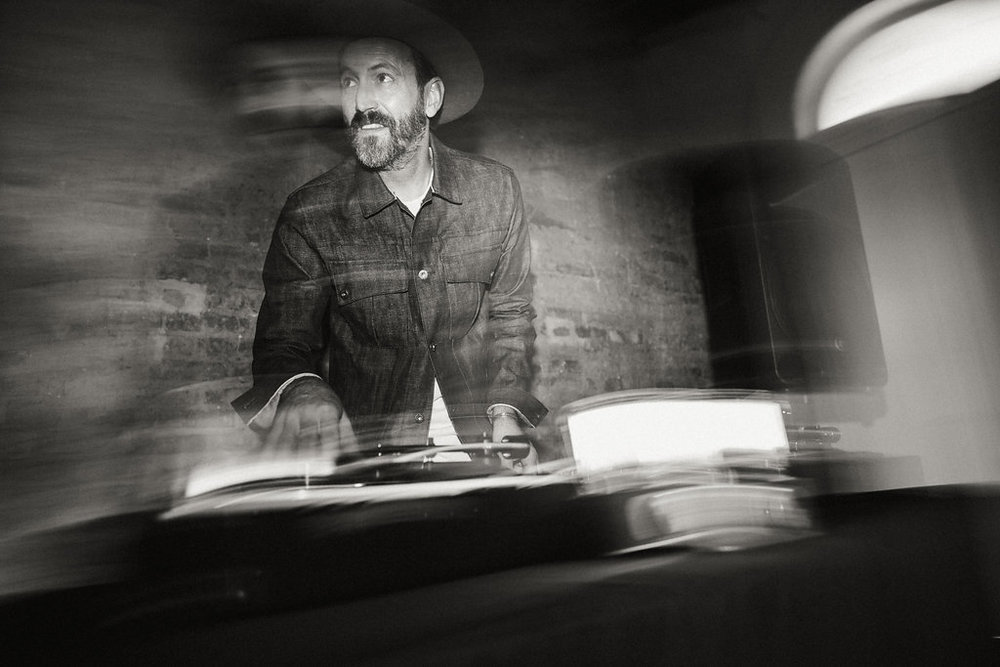 DJ Russ Pollard - Spinning At The Cordelle, Nashville, TN