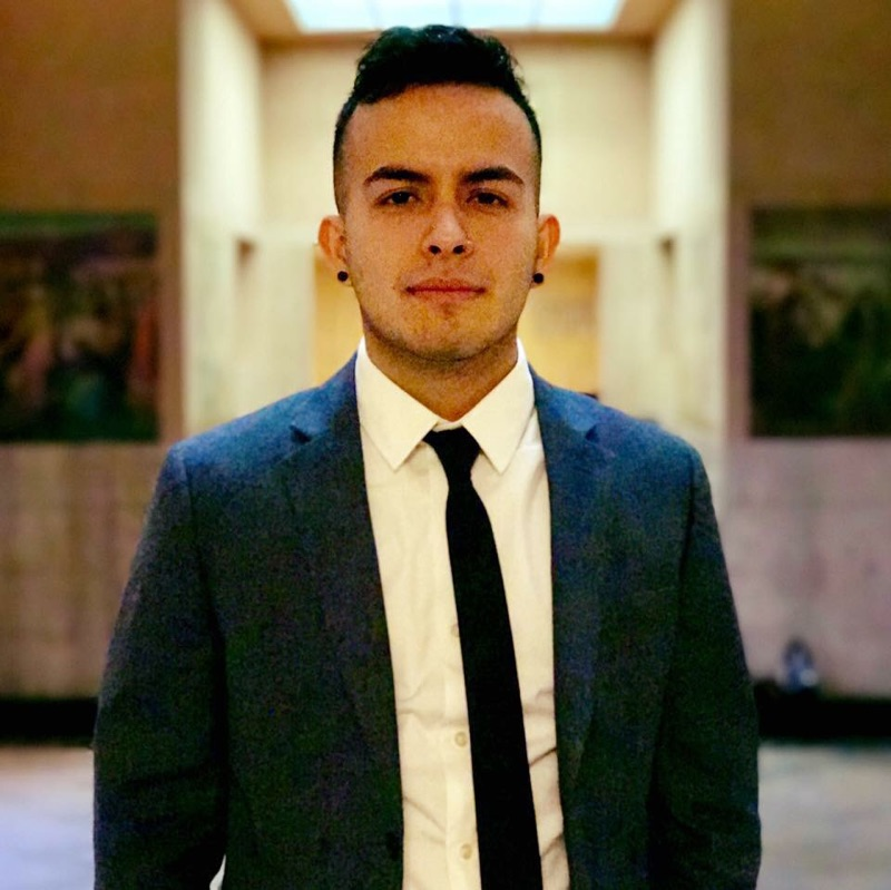 Aldo, 25, DACA recipient   Born in Colima, Mexico I currently live in Portland, Oregon working as the advocacy director for the Oregon Latino Health Coalition. I got involved with the movement because of my upbringing as a son of seasonal farm workers.