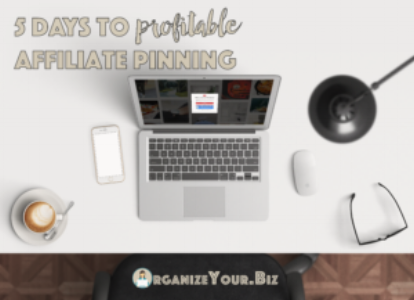 5 days to profitable pinning