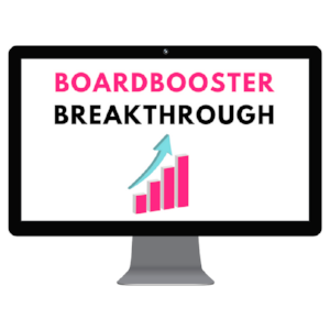 Boardbooster Breakthrough by mommakescents