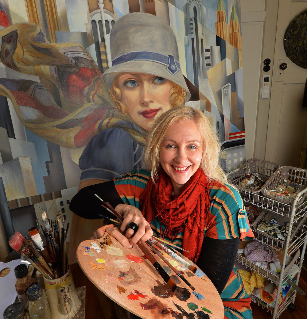 CHP_Export_123617365_Catherine Abel in the midst of a painting - she has a painting in this year.jpg
