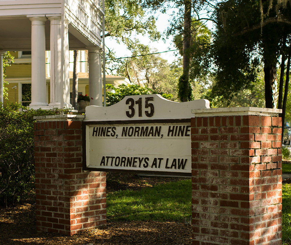 Our mission is simple. - From its founding in 1975, Hines Norman Hines's mission remains unchanged - to provide sophisticated and responsive legal services to individuals and closely-held businesses.