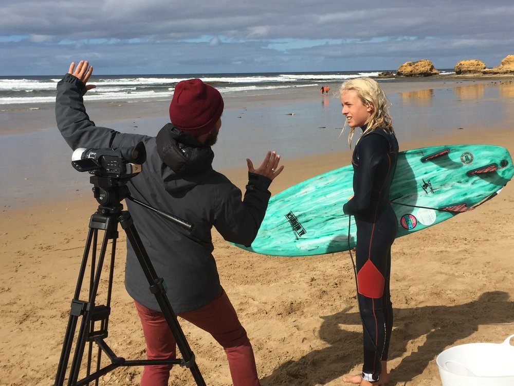 Surf Coaching Victoria