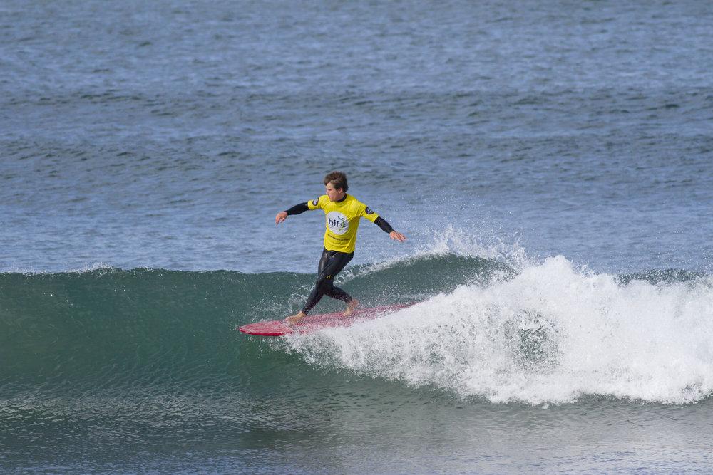 Ben Considine   Australian Open Logger Champion