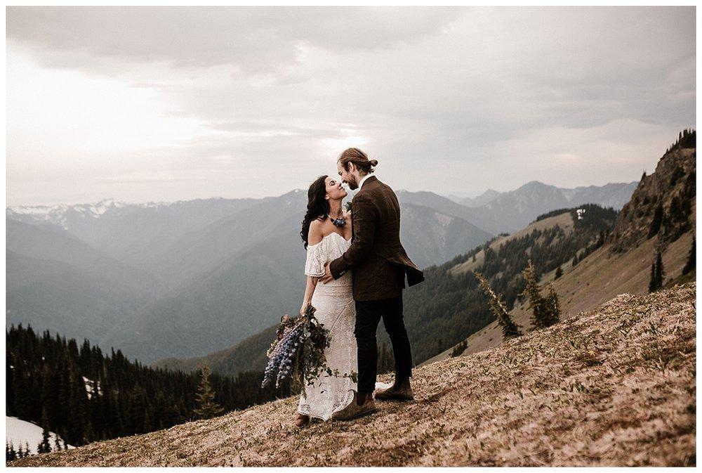 Nicole + Josh - Hurricane Ridge