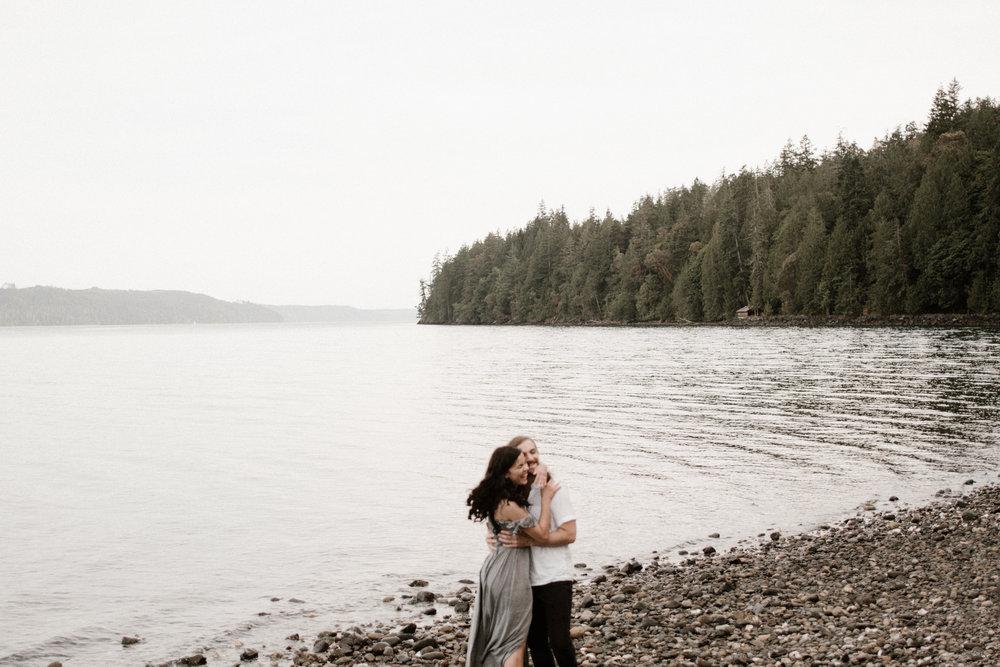 Nicole + Josh - Engagement Shoot