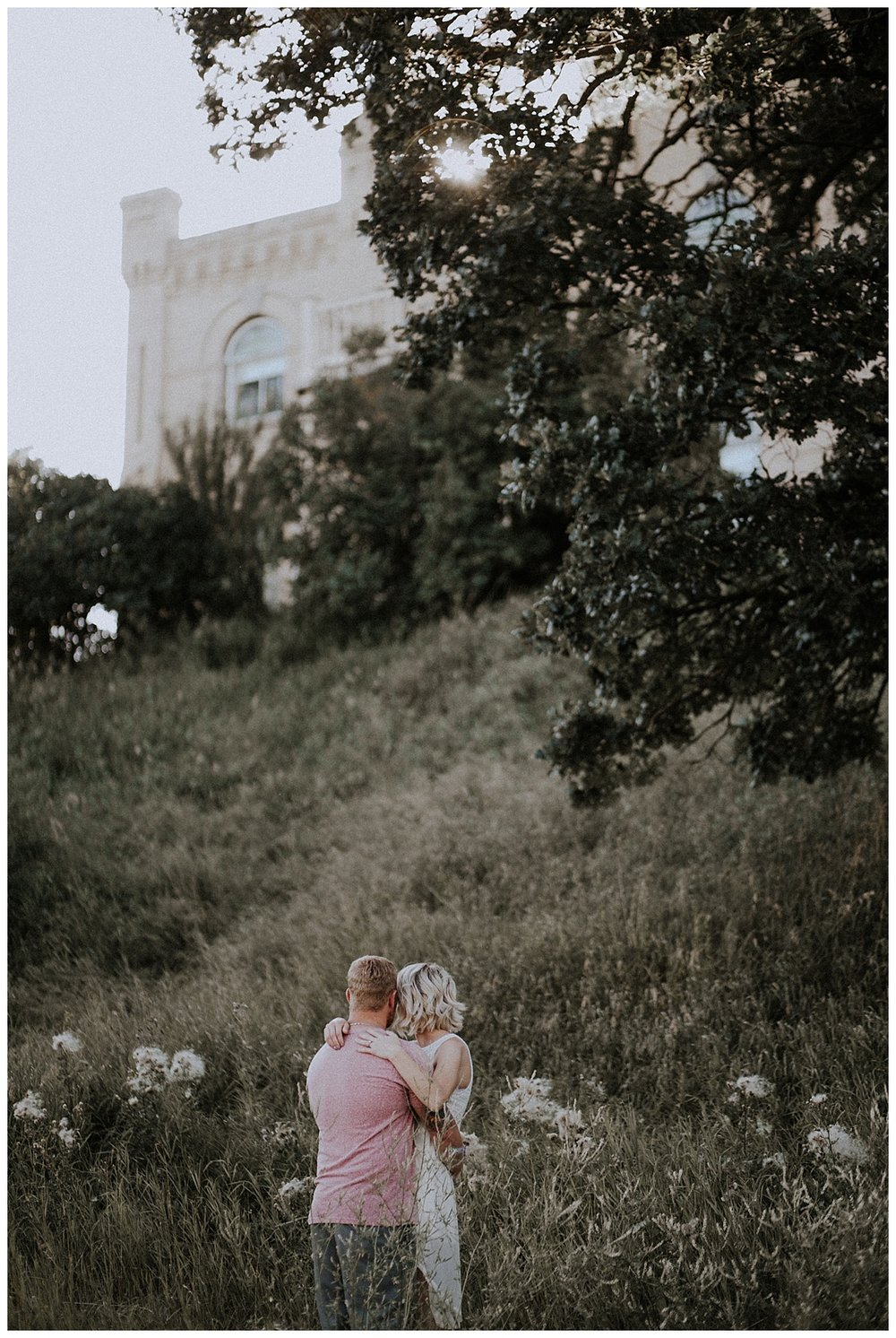 Reminds Me of Home   - Souris Engagement Session