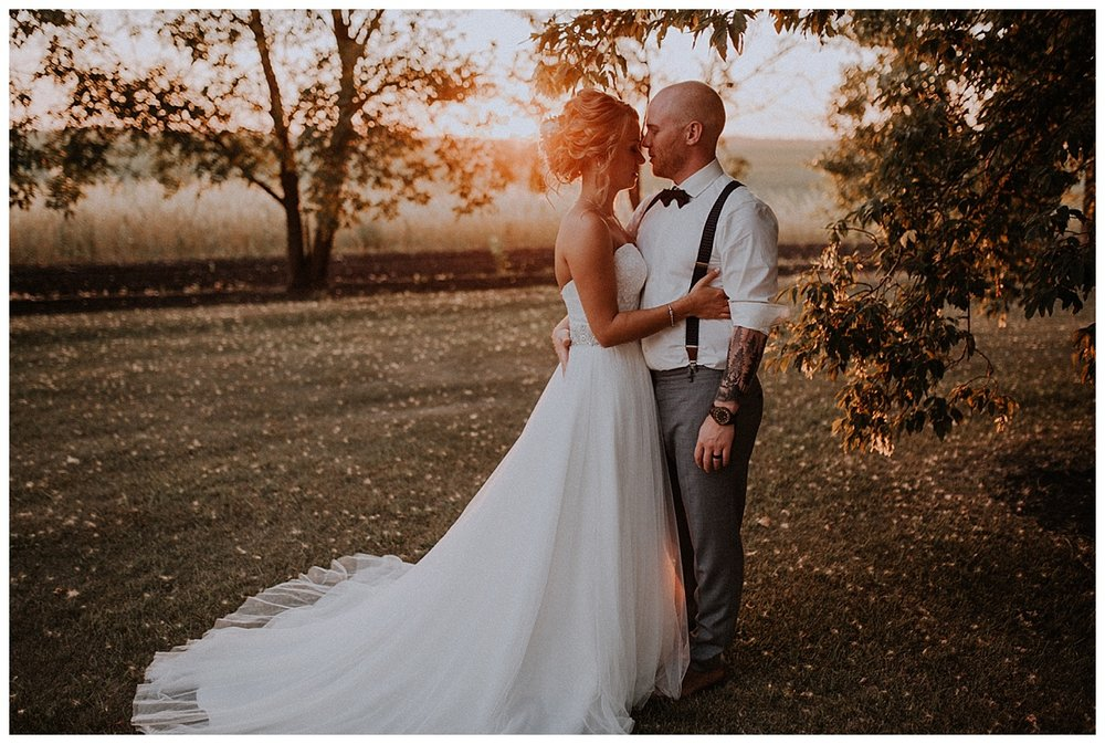 Romantic Folk Wedding - Ashgrove Acres