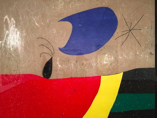 The Smile of A Tear, 1973 - Joan Miro