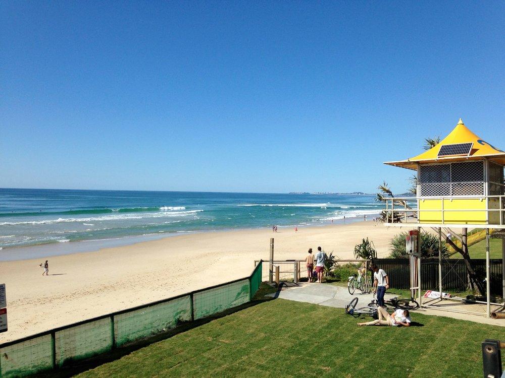 Nobby's Beach SLSC