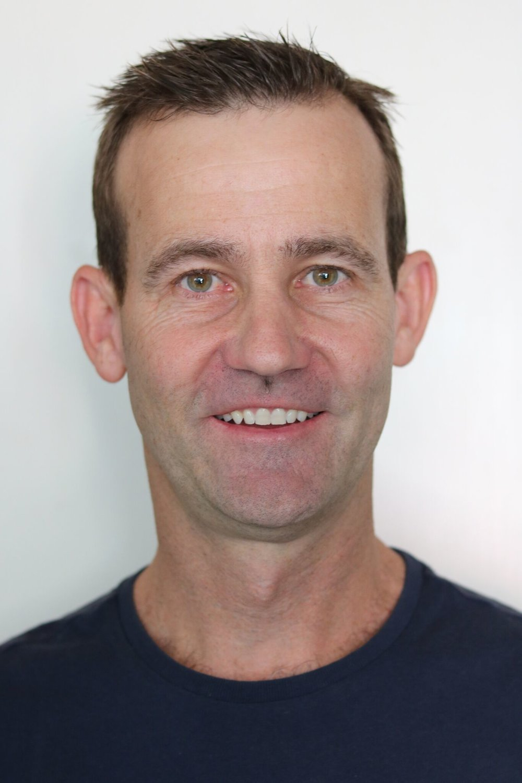 Recorder  Shaun Roberts