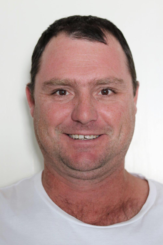 Gear Steward  Dean Barrie