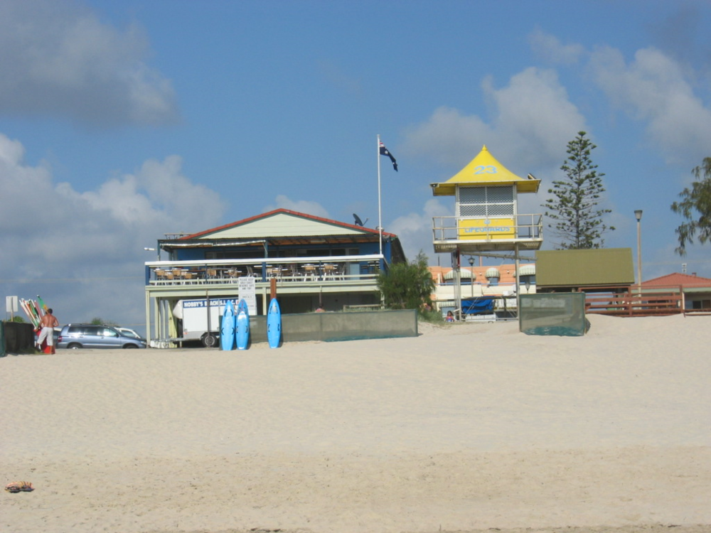 Old Clubhouse