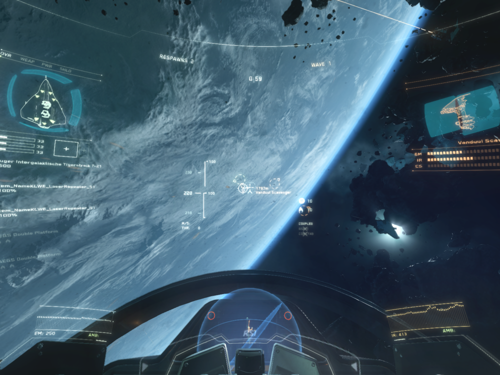 Star Citizen Space Simulator - From the mind of Chris Roberts, acclaimed creator of Wing Commander and Freelancer, comes STAR CITIZEN. 100% crowd funded, Star Citizen aims to create a living, breathing science fiction universe with unparalleled immersion.