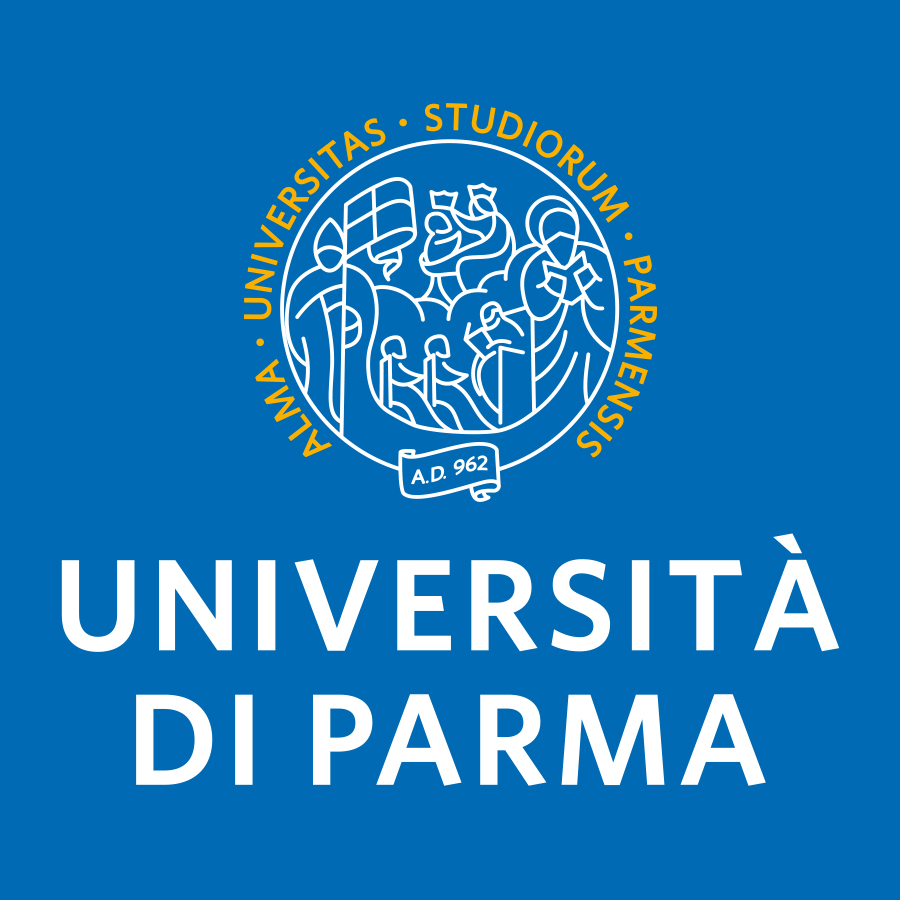 Con il patrocinio      dell' Università di Parma