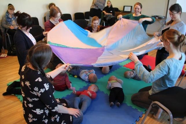 Babysang Tromsø kulturskole