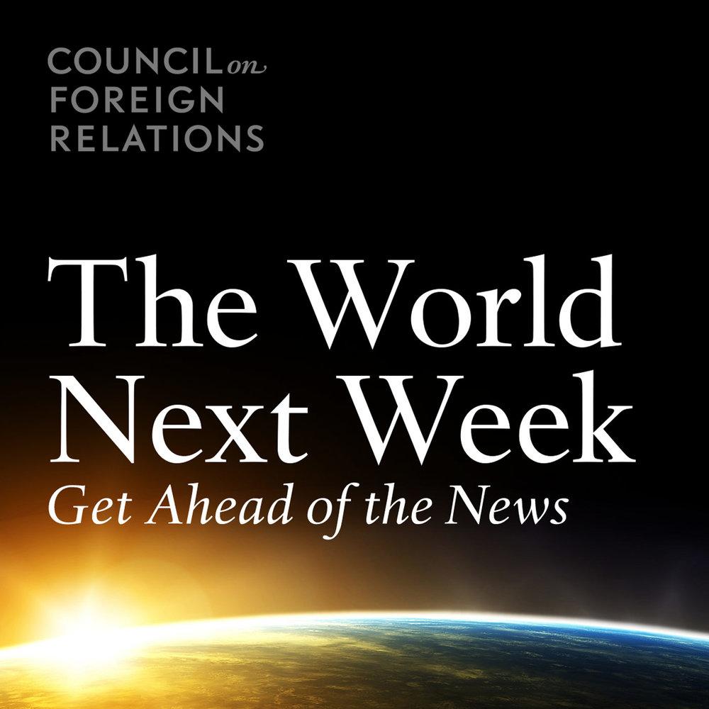 The World Next Week | CFR