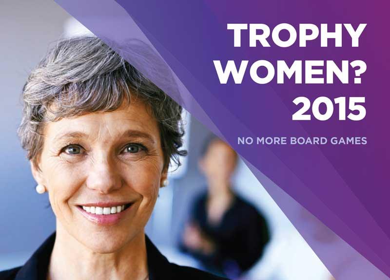 Trophy women? 2015