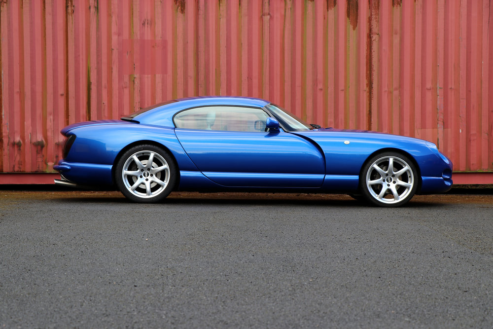 1999 TVR Cerbera, for sale at Three Point Four