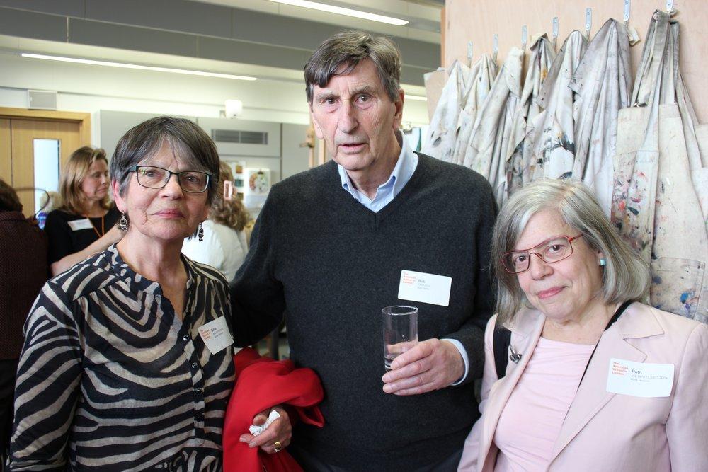 Former faculty & staff -