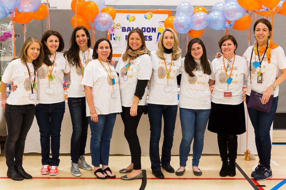 Volunteers -