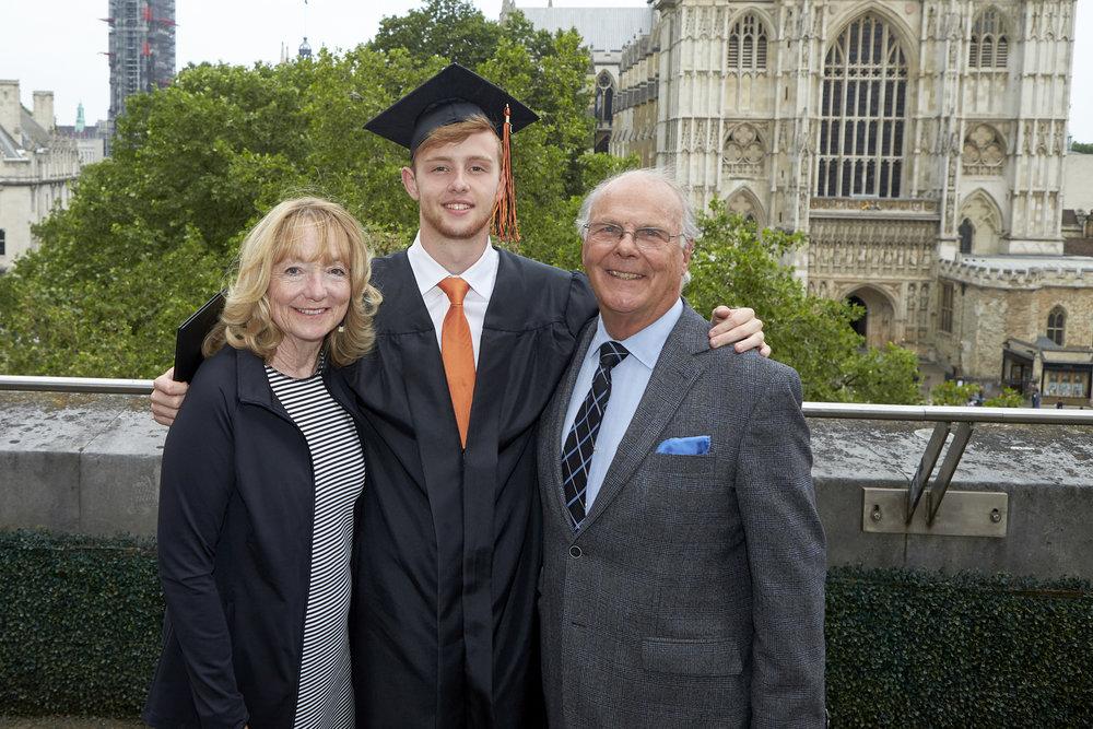 Parents of alumni -