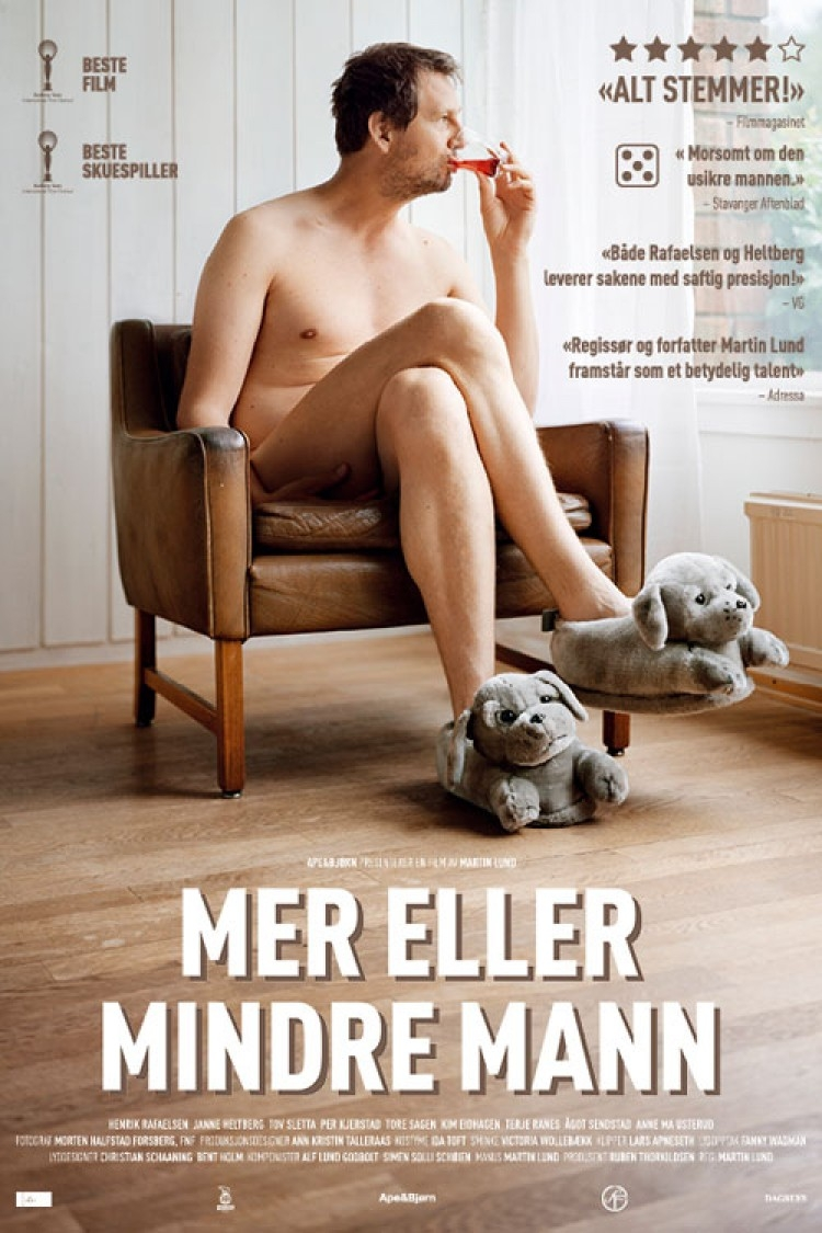 The Almost Man - 2012