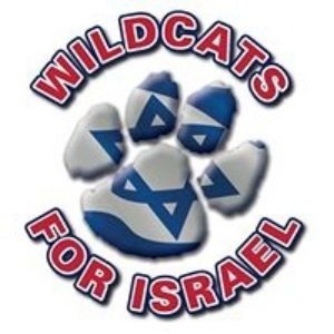 Wildcats for Israel - This club is a team of pro-Israel students that are either interns or leaders in other pro-Israel clubs. The club also has a general body that is open to all students. General body members are part of sub-committees of the other pro-Israel organizations.