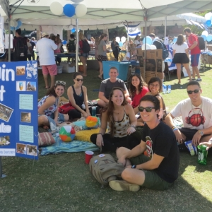 CatPAC - CatPAC is a pro-Israel student organization that seeks to promote love and appreciation for Israel through campus activities. CatPAC student leaders provide Arizona students with educated and factual information regarding Middle Eastern affairs, enabling students to expand their knowledge and opinions, and to become politically and socially active in Middle Eastern public affairs.