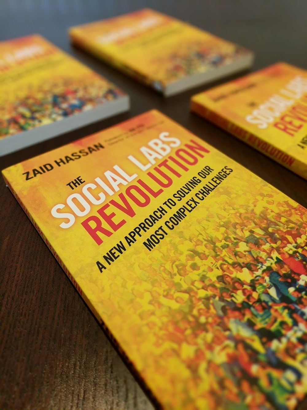 The Social Labs REvolution | Book