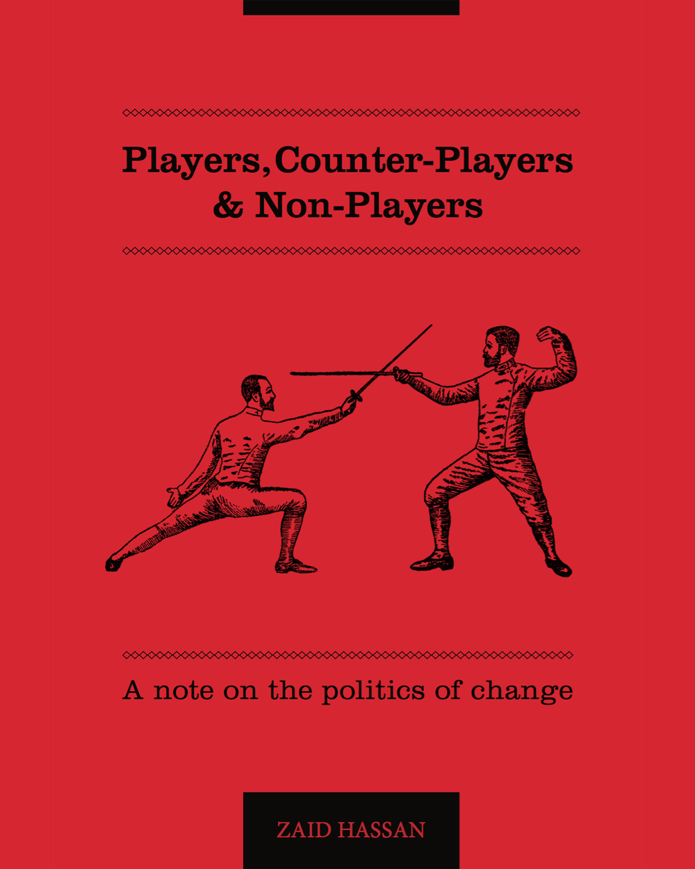 players, counter-players & non-players | 'paradigm shakers' essay