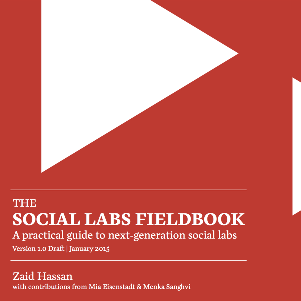 the social labs fieldbook | practice