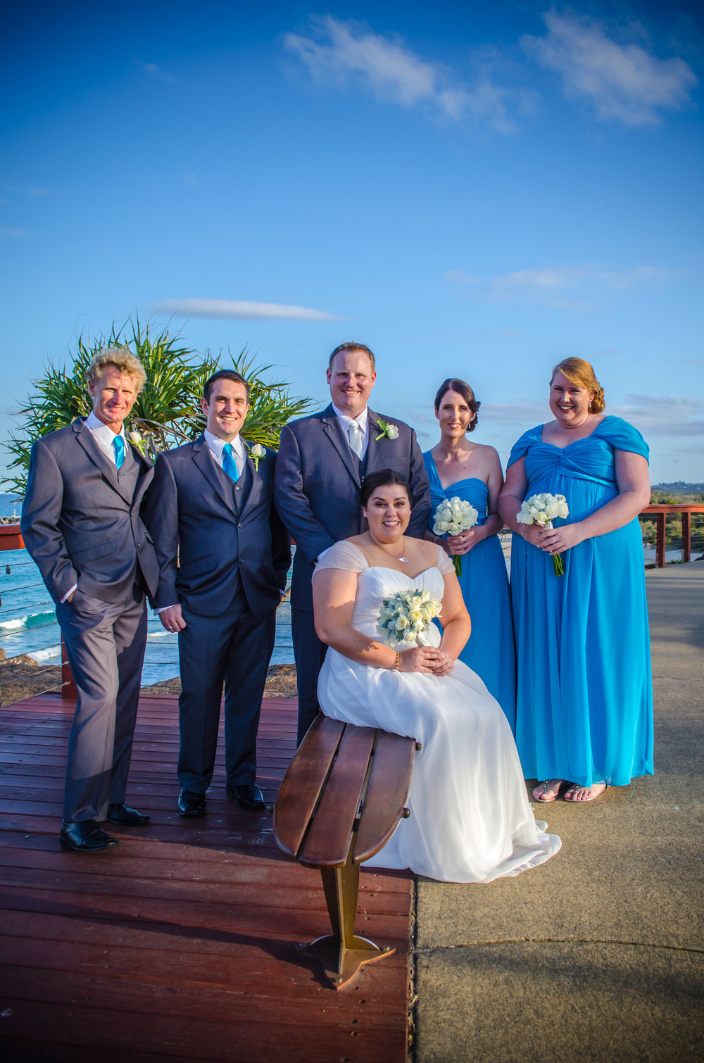 Kirsty & Adam - Coolangatta New South Wales