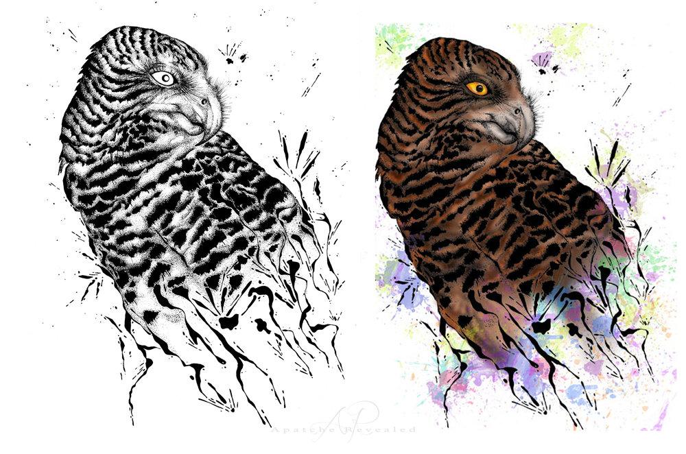 Harriet Owl