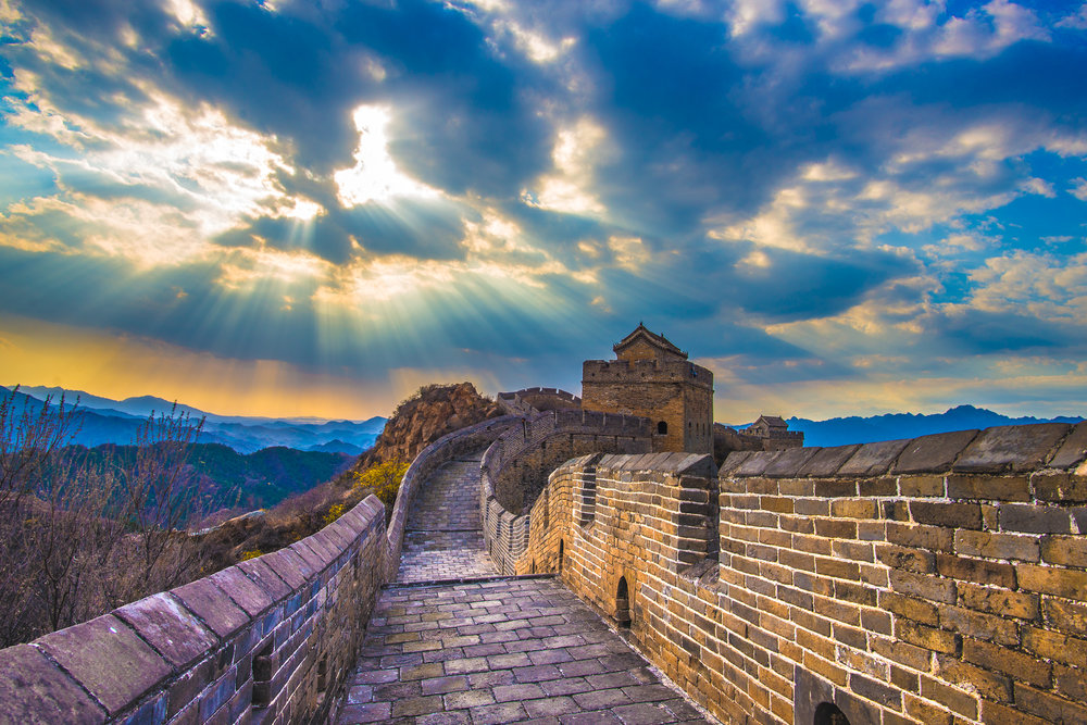 Simatai West Great Wall
