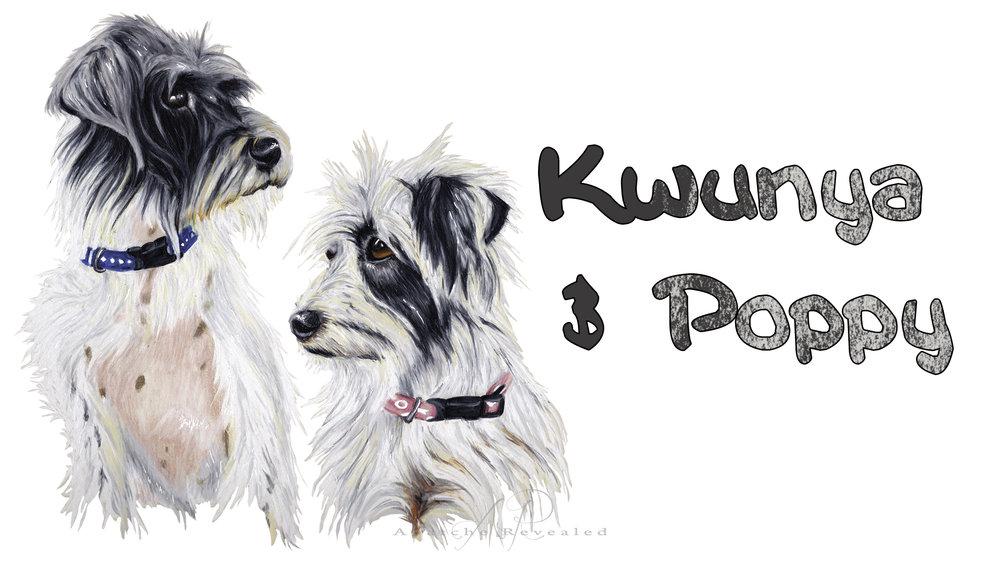 Kwunya & Poppy