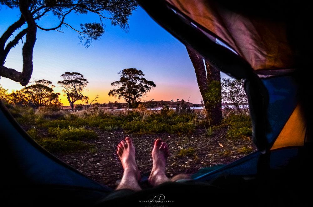 Camping Salt lakes.jpg