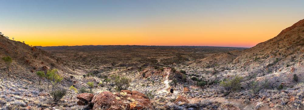 Mount Gillen, Alice Springs