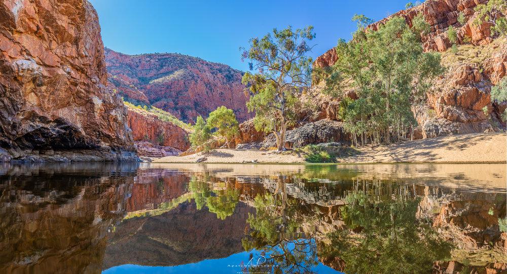 Ormistion Gorge