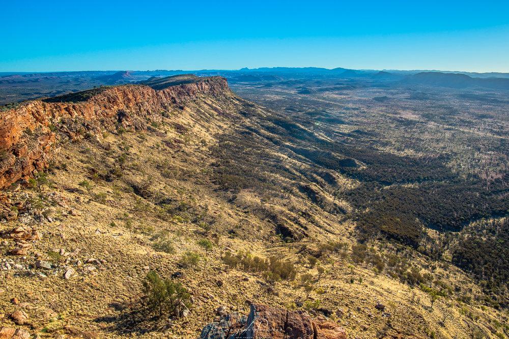 Mount Gillen.