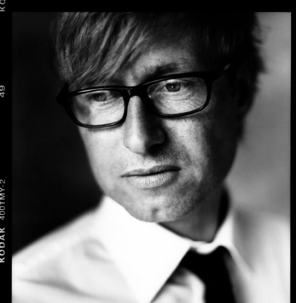 Photograph of Peter Terrin © Stephan Vanfleteren