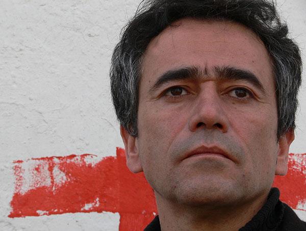 Photograph of Evelio Rosero © Milcíades Arévalo