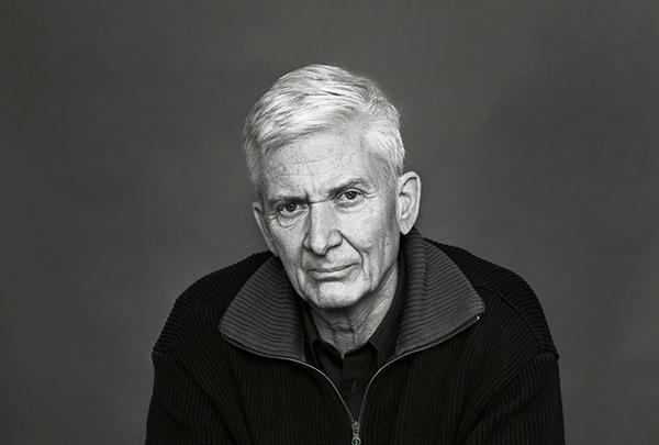 Photograph of Per Olov Enquist ©Ulla Montan