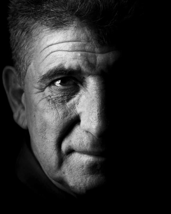 Photograph of Pietro Bartolo © Marco Delogu