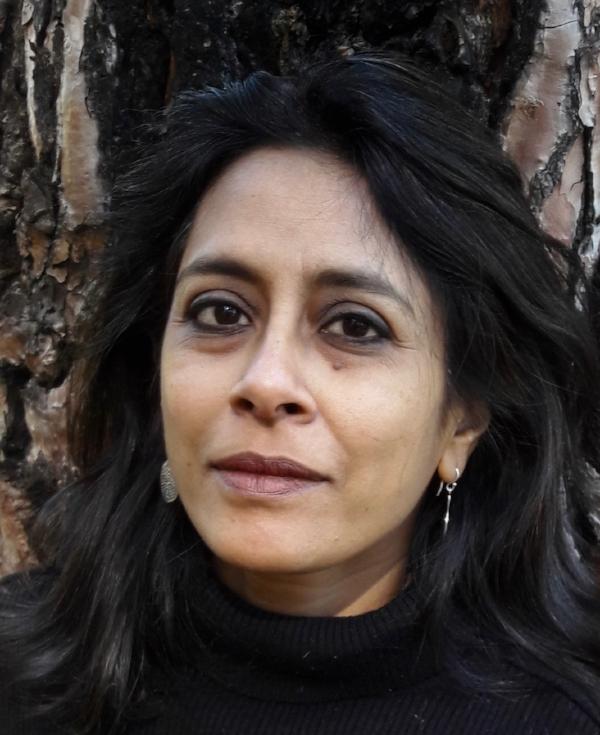Photograph of Anuraha Roy © Rukun Advani