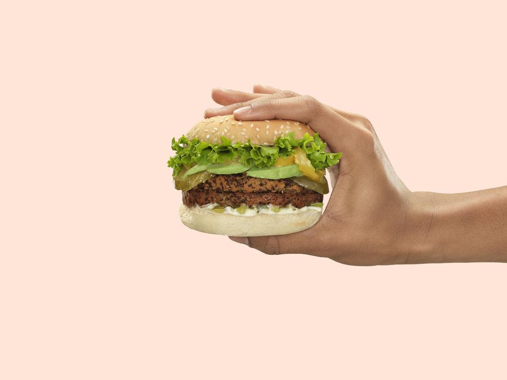 O F T E N - INDULGING FLEXITARIAN FOOD