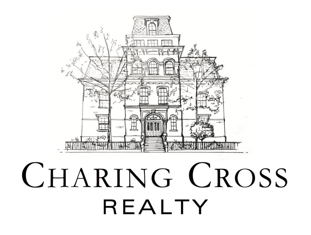 AFTER: traditional-style architectural illustration to better match their branding