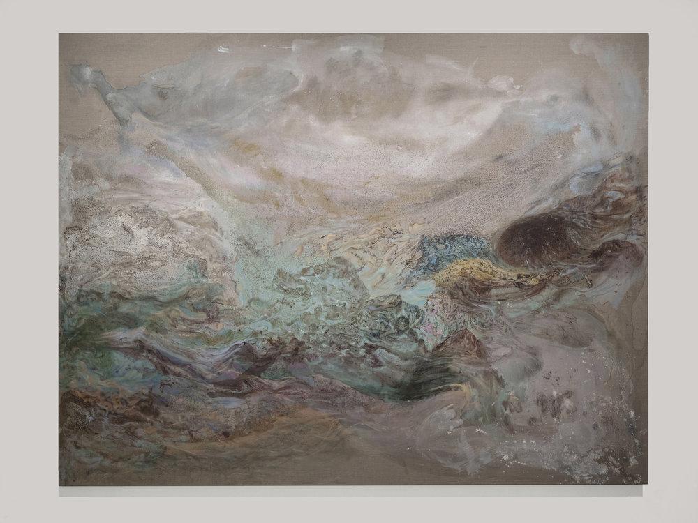 sabrina casadei, Wonder, 2017, tecnica mista su tela, 200 x 260 cm. .jpg